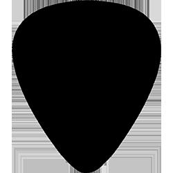 Guitar Pick Favicon